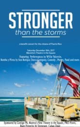 Stronger than the Storms; A Benefit Concert