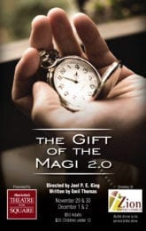 The Gift of the Magi 2.0 Dinner and a Show