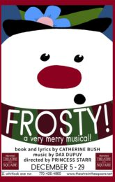 Frosty! A Very Merry Musical!