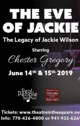 The Eve of Jackie Wilson