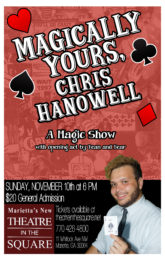 Magically Yours - a Magic show ( Chris Hanowell )