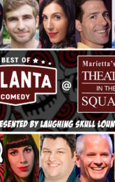 The BEST OF ATLANTA COMEDY ( THE LAUGHING SKULL )